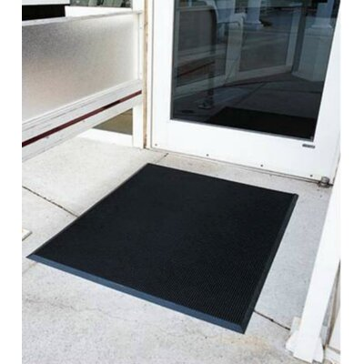 Brush Clean Fingertip Outdoor Doormat