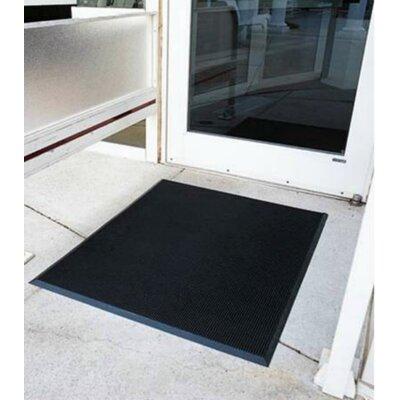 Brush Klean Fingertip Doormat Mat Size: Rectangle 28 x 33