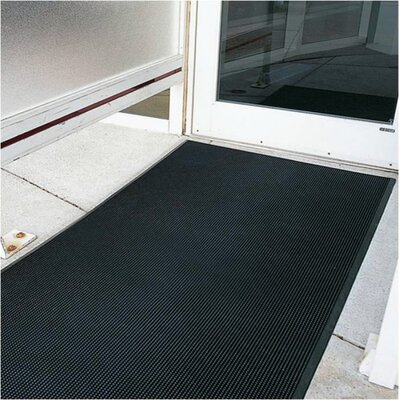 Brush Klean Fingertip Doormat Mat Size: Rectangle 3 x 6