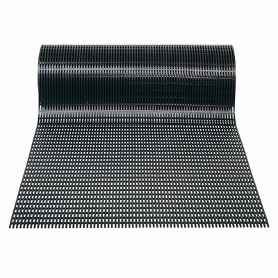 Ergorunner Safe Tread Ergonomic Comfort Utility Mat Mat Size: Rectangle 3 x 10, Color: Black