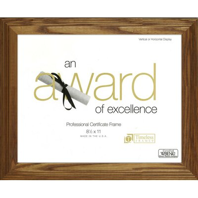 Buy Low Price Timeless Frames Englewood Document and Award Frame ...