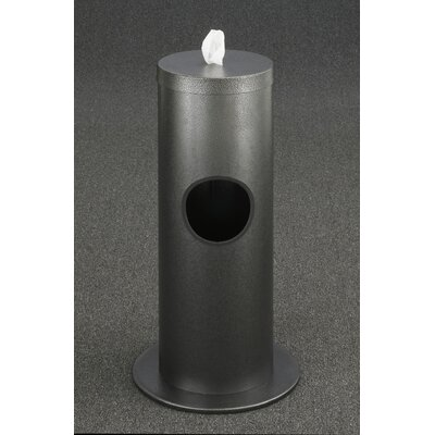 Floor Standing Sanitary Wipe Dispenser Finish: Satin Aluminum