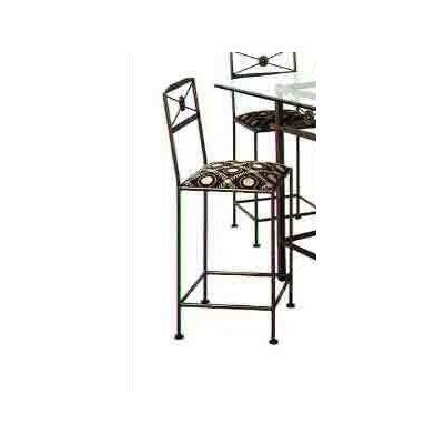 Rey 24 Square Bar Stool