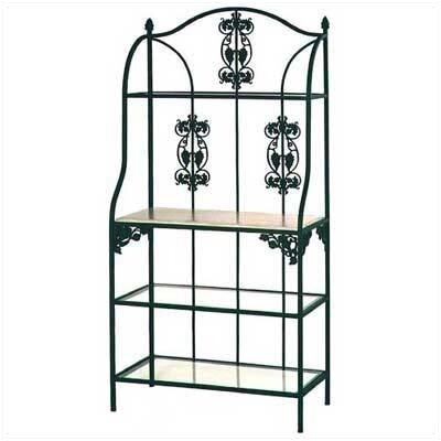 Vineyard Bakers Rack
