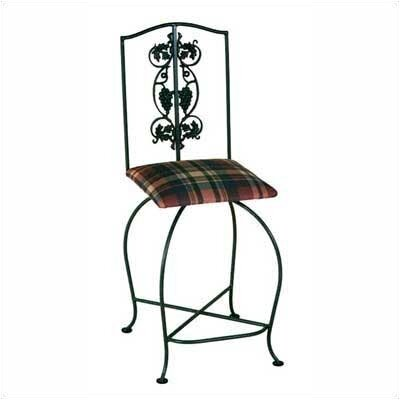 Grapes 24 Swivel Bar Stool
