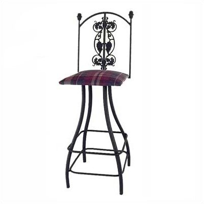 Grapes 30 Swivel Bar Stool