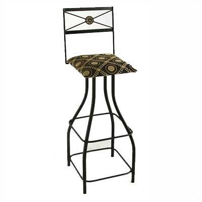 Singleton Tall 36 Swivel Bar Stool