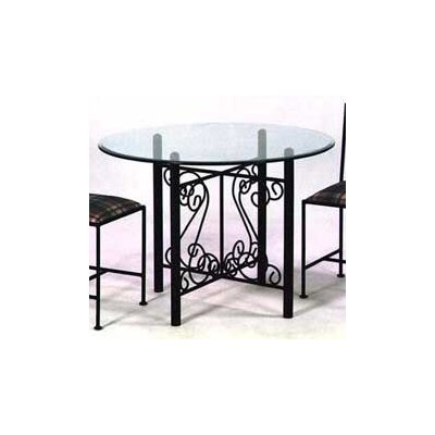 Easy financing French Dining Table Finish: Stone...