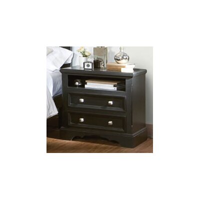 Black Bedroom Nightstand | Wayfair