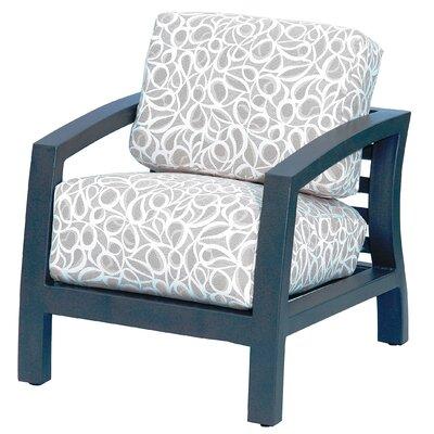 Suncoast Madrid Cushion Deep Seating Leisure Chair - Finish: Amber Gold, Fabric: Pebble at Sears.com