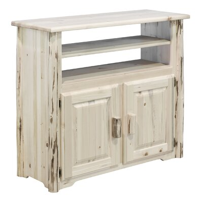 Abordale 44 TV Stand Color: Ready