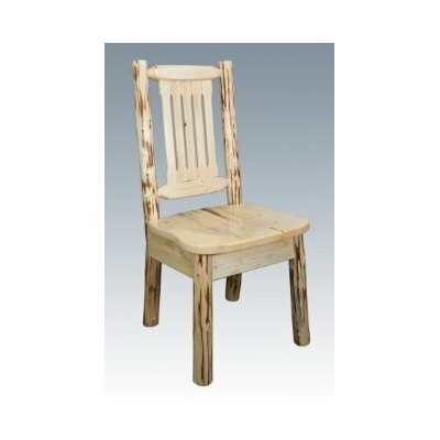 Montana Side Chair Finish: Ready To Finish