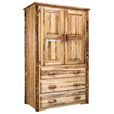 Tustin Wooden Armoire