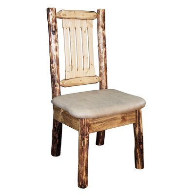 Tustin Side Chair Upholstery: Buckskin