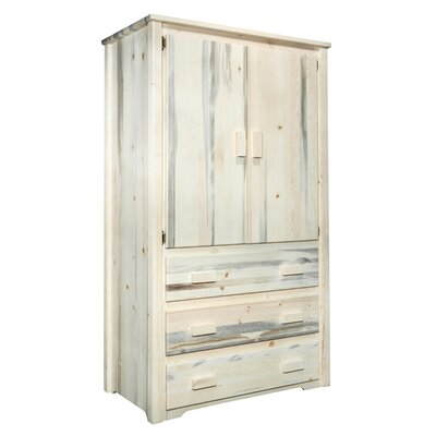 Abella TV-Armoire Finish: Ready to Finish