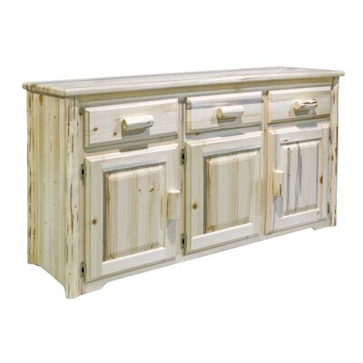 Abordale Sideboard Color: Lacquered
