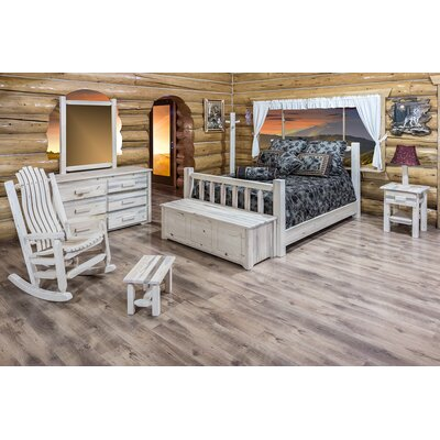 Abella Panel Configurable Bedroom Set