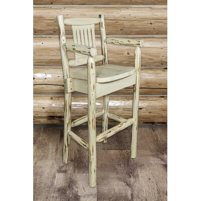 Abordale 30 Square Seat Bar Stool