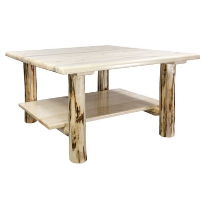Montana Coffee Table Finish: Natural Lacquer Finish