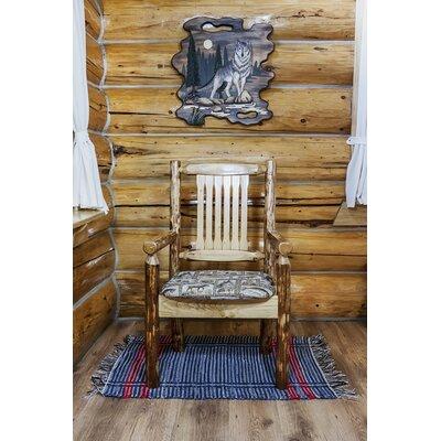 Tungsten Captains Arm Chair