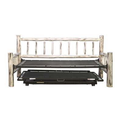 Abordale Daybed Frame Color: Lacquered