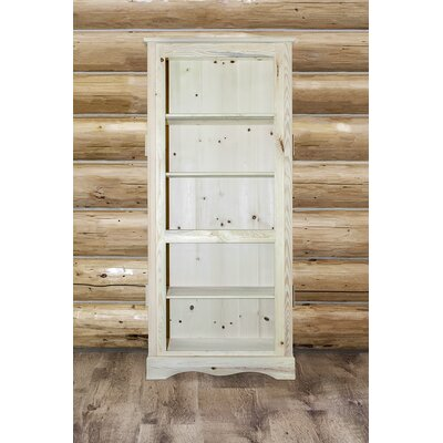 Homestead Curio Cabinet Finish: Lacquered