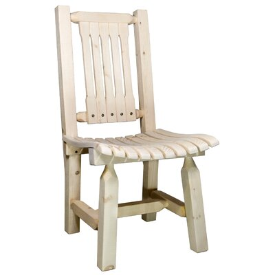 Abella Patio Chair Finish: Ready To Finish