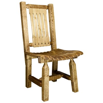 Abella Patio Chair Finish: Exterior Stain
