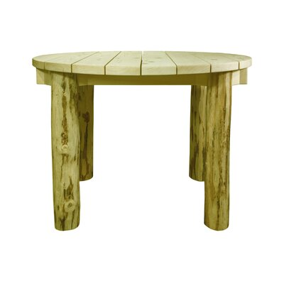 Abordale Patio Table Finish: Lacquered