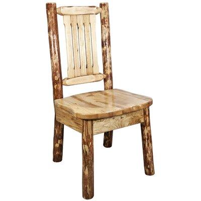 Montana Woodworks Tungsten Kitchen Side Chair
