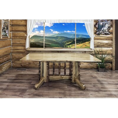 Tustin Double Pedestal Dining Table