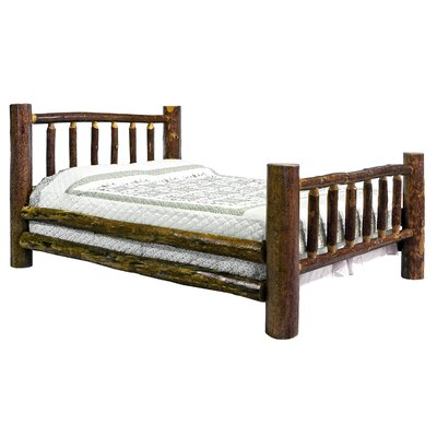 Tustin Collection Panel Bed Size: Full