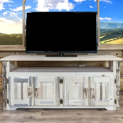 Montana 59 TV Stand Color: Lacquered