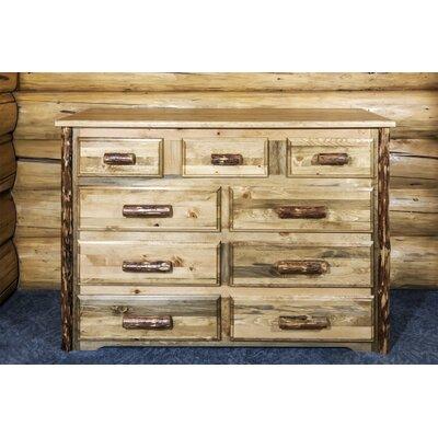 Tustin 9 Drawer Dresser