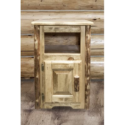 Tustin Square End Table