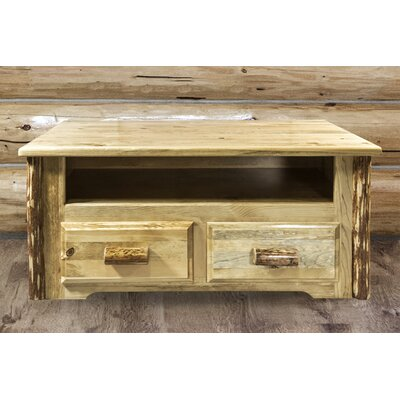 Tustin Wooden Coffee Table