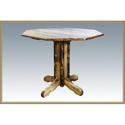 Tustin Pub Table Size: 36 H x 45 W x 45 D