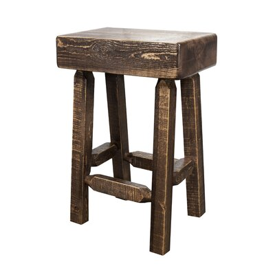Homestead 24 Bar Stool Finish: Stain and Lacquer Finish