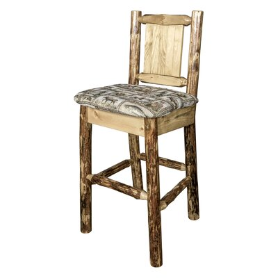 Southborough 24 Solid Wood Bar Stool