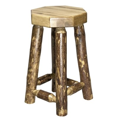 Tustin 24 Wooden Bar Stool