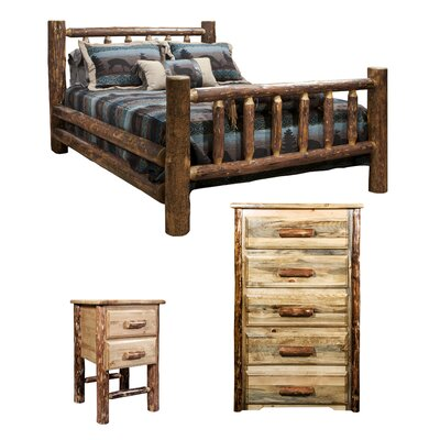 Tustin Panel Configurable Bedroom Set