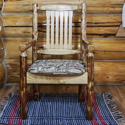 Tustin Arm Chair Upholstery: Wildlife