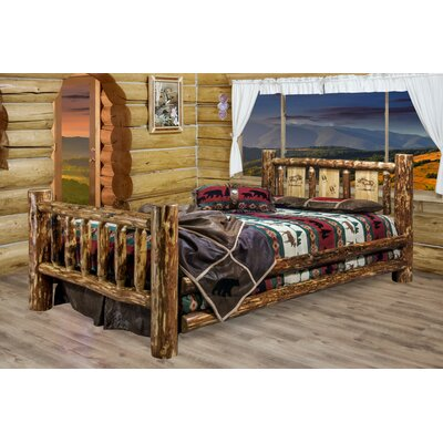 Tustin Panel Bed Size: California King