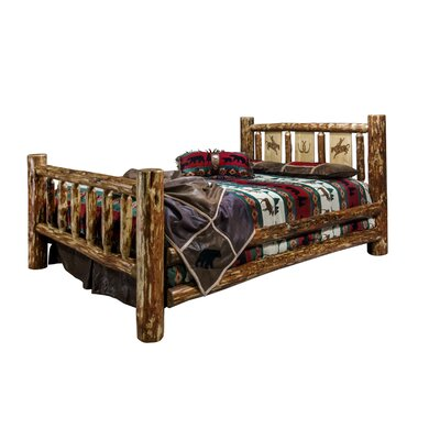 Tustin Panel Bed Size: King