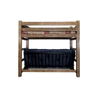 Aida Bunk Bed 44 Cotton Twin Futon Mattress
