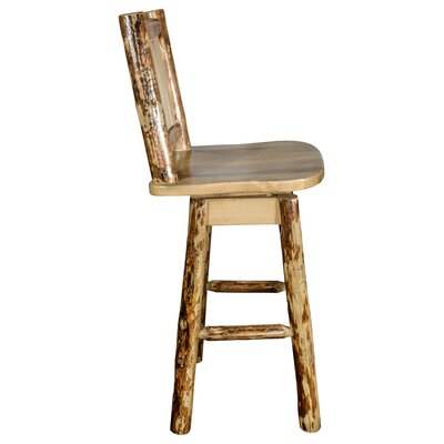 Tustin 24 Square Seat Swivel Bar Stool