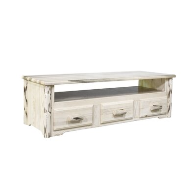 Abordale 59 TV Stand Color: Lacquered