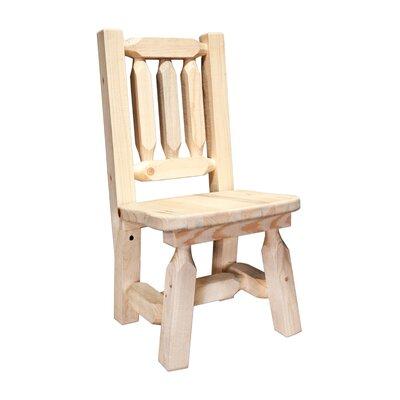 Homestead Child's Desk Chair Finish: Ready To Finish MWHCKK