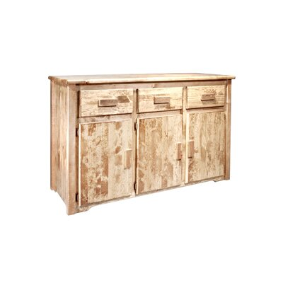 Homestead Sideboard Finish: Stained and Lacquered MWHCSBSL