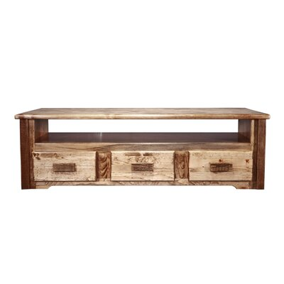 Homestead TV Stand Finish: Stained and Lacquered